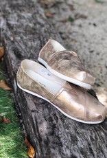 TOMS Shimmer Synthetic Women's Classics - Champagne