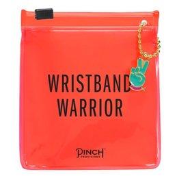 Micro Mini Wristband Warrior - Neon Coral