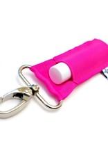 LIPPYCLIP Lip Balm Holder - Hot Pink
