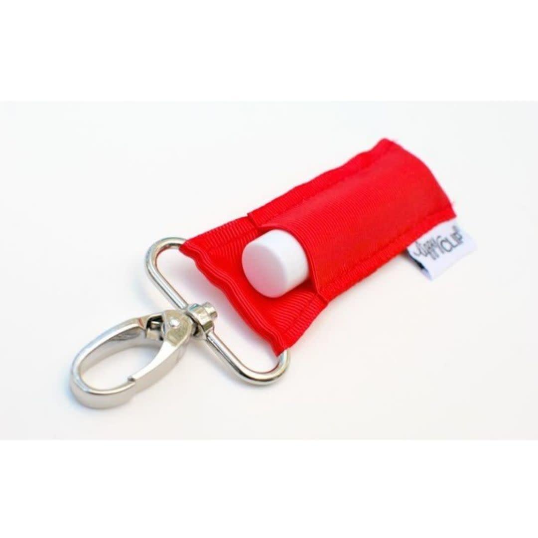 LIPPYCLIP Lip Blam Holder - Red