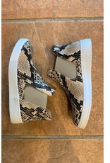MATISSE Lil Harlan Sneaker - Natural Snake