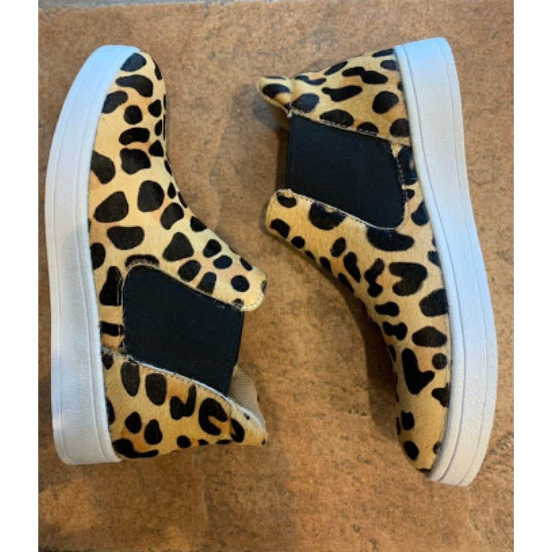 MATISSE Lil Harlan Sneaker - Leopard