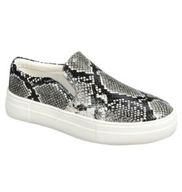 Wild Thought's Slip On Sneaker's - Snake