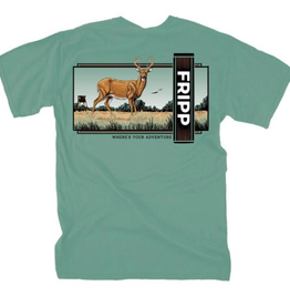 FF-Deer Stance-SS-Light Green