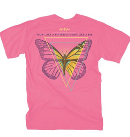 LG-Colorful Butterfly-SS-Crunhberry