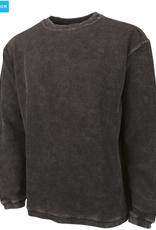 CHARLES RIVER  Camden Crew Neck Sweatshirt - Vintage Black