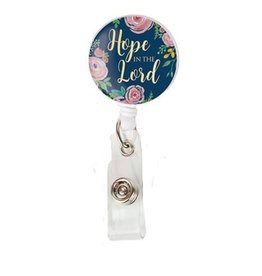 Badge Reel - Hope In The Lord