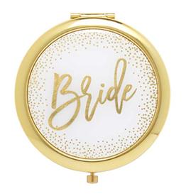 Bride Compact Mirror