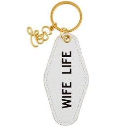Motel Key Tag - Wife Life