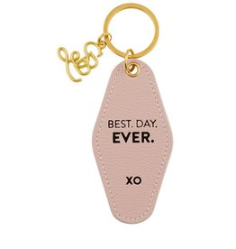 Motel Key Tag - Best Day Ever