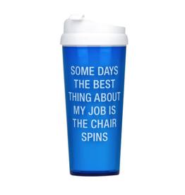 Chair Spins Travel Mug