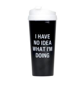 No Idea Travel Mug