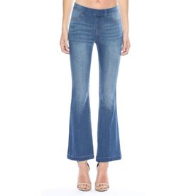 Reason To Relax Petite Jegging - Medium Blue