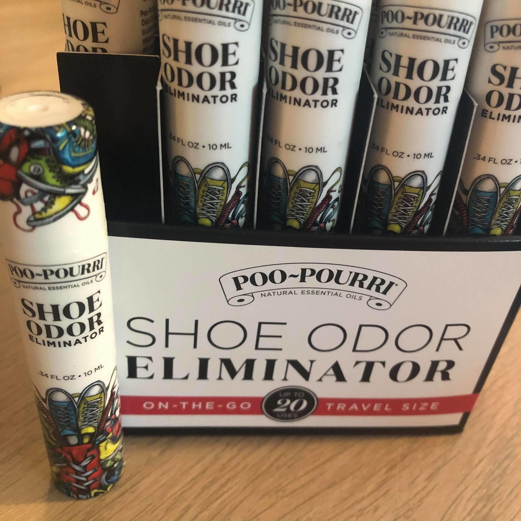 Poo-Pourri Shoe Odor Eliminator - 10ml