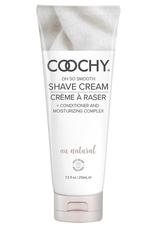 Coochy Shave Au Natural 7.2 Oz.