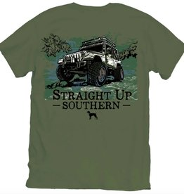 SUS-Chartless-SS-Military Green