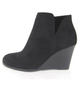 Cares Are Gone Wedges - Black