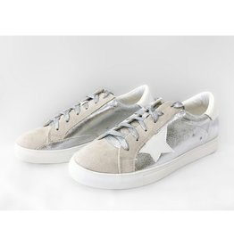 Away We Go Sneaker - Silver