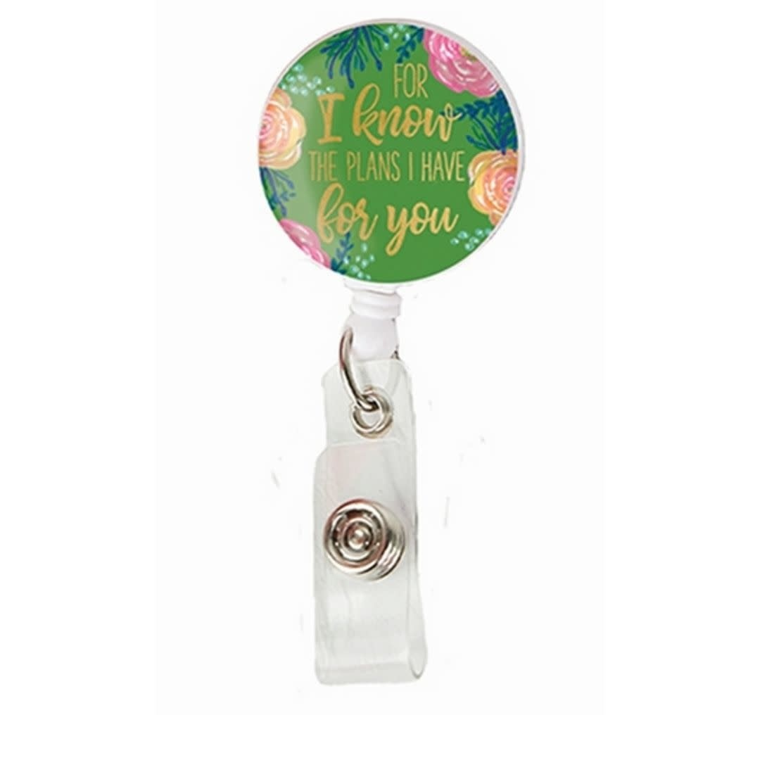 Badge Reel - Madison