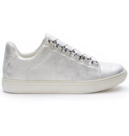 Matisse Relay Lace Up Sneaker - Silver