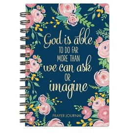 Prayer Journal - God Is Able