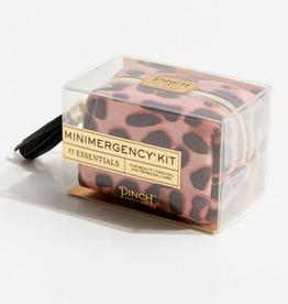 Minimergency Kit For Her - Leopard Blush