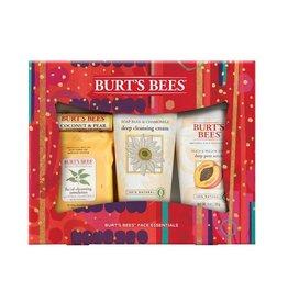 Burt's Bees Face Essentials - Holiday