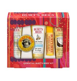 Essential Burt's Bees Kit - Holiday
