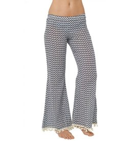 Mystic Waters Lounge Pants - Mineral Blue