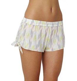Dream Catcher Lounge Shorts - White