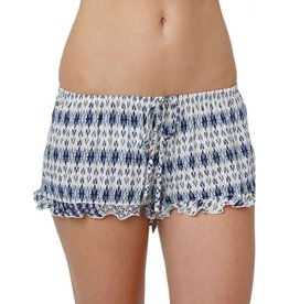 Piece of Work Lounge Shorts - River Multi