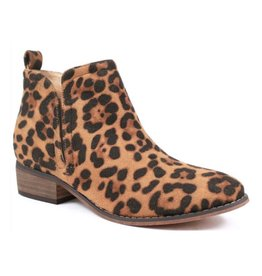 Whatever You Like Booties - Leopard 6.5