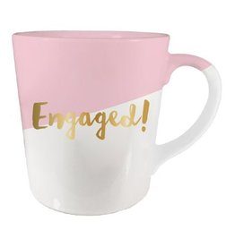 Engaged Mug- 14oz