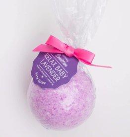 Relax Baby Lavender Bath Bomb