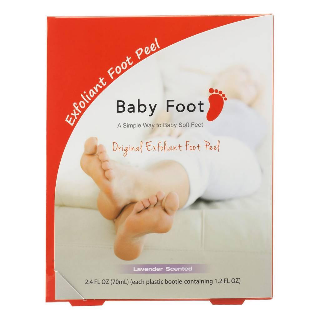 baby soft feet treatment