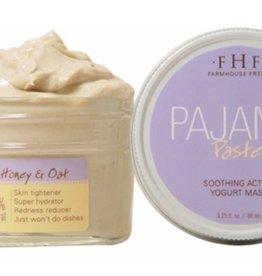 Pajama Paste - Yogurt, Oat & Honey Face Mask