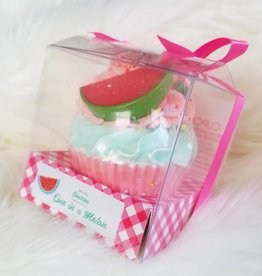 Large Cupcake Bath Bomb- One In A Melon