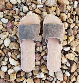 MATISSE Cabana Slide Sandal - Olive