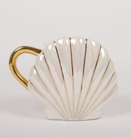 Coffee Mug -Mermaid Shell