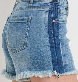 Sundrenched Shorts- Light Wash