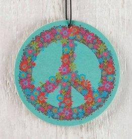 Air Fresh Purple Peace Sign