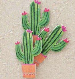 Emery Board S/3 Cactus