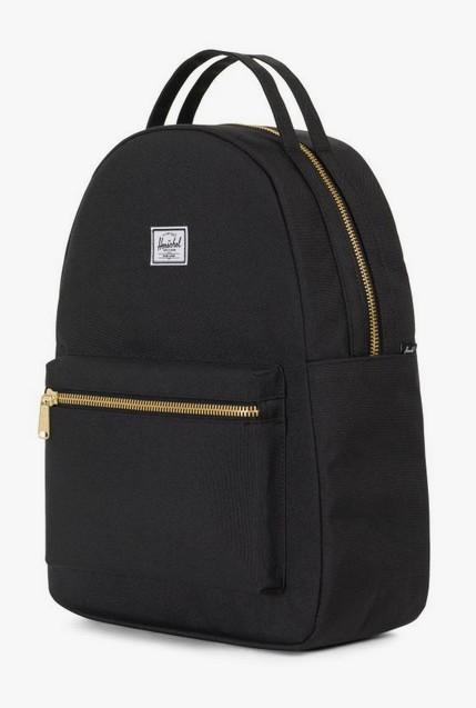 Herschel Nova Backpack - Black - Cheeky Bliss e89cdd8621a0d