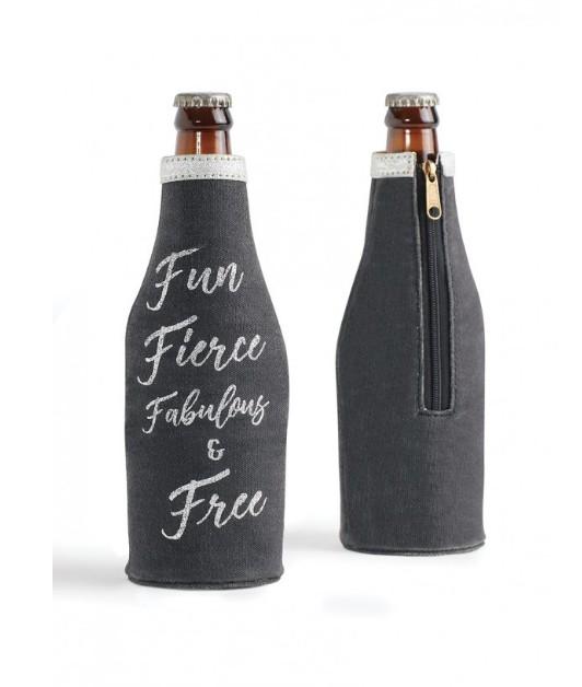 Fabulous Bottle Koozie Cheeky Bliss