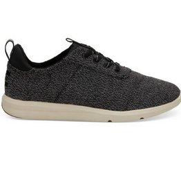TOMS Women's Cabrillo Terry Sneakers - Black