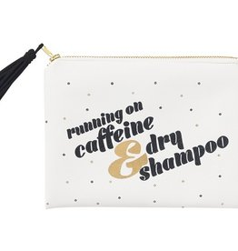 Dry Shampoo Cosmetic Bag