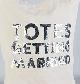 Tote- Totes Getting Married