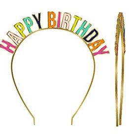 Headband - Happy Birthday