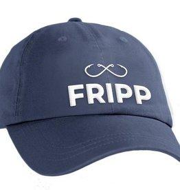 FF-Logo Hooks-UNSTRUCTURED HAT-Navy-OS