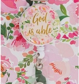 Badge Reel - God Is Able